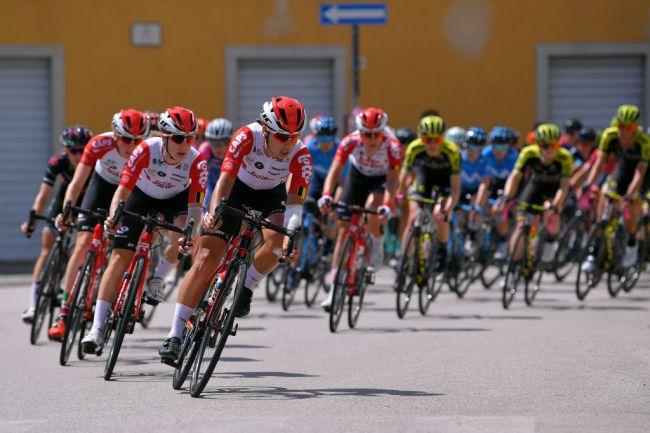 Il team Lotto Soudal Ladies firma l'ex triatleta Lone Meertens