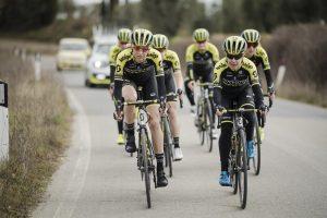 salopette ciclismo Micheliton-Scott