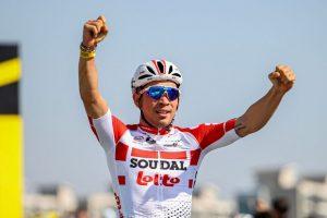 salopette ciclismo Lotto Soudal