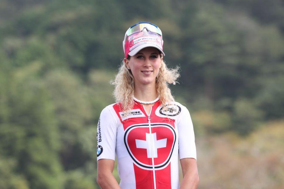 Jolanda Neff sta ricevendo cure dopo un incidente ad alta velocità e ha in programma per lei