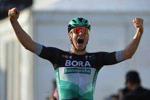 salopette ciclismo Bora-Hansgrone