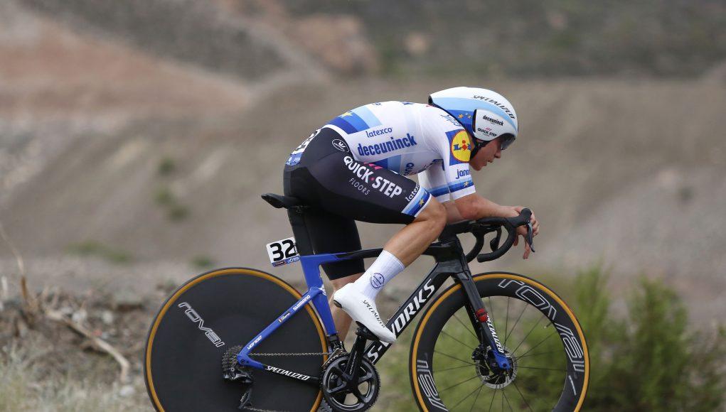 Remco Evenepoel conquista la sua prima vittoria stagionale alla Vuelta a San Juan