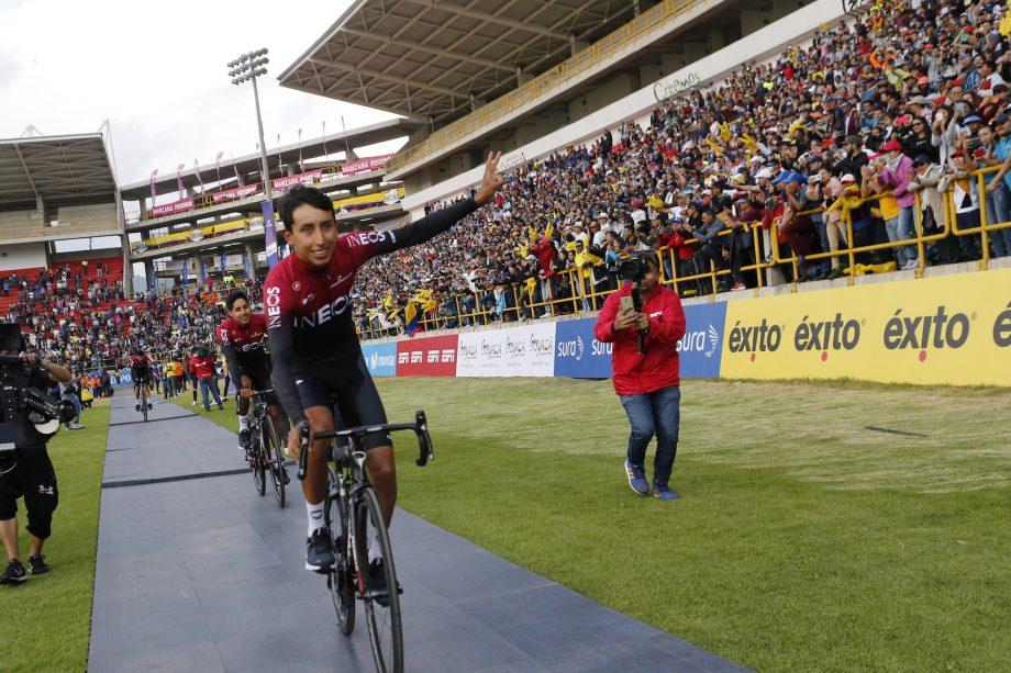 Colombia impuso la prohibición de vuelos hasta el 31 de agosto, ¿no puede Bernal ir al Tour de Francia?