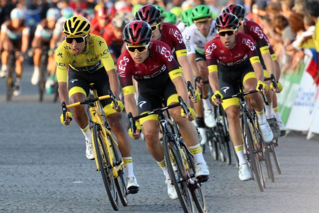 I piloti inizieranno il Tour de France da febbraio