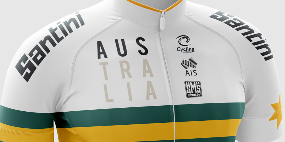 salopette ciclismo Australia