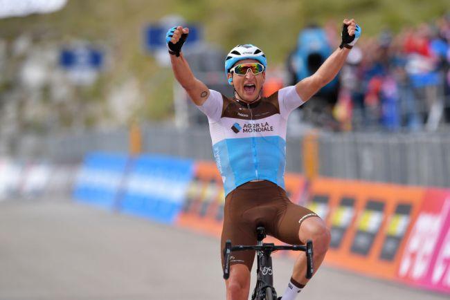 Peters ha messo gli occhi sulla vittoria del Tour de France